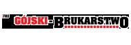 Gójski Budownictwo Brukarstwo Logo